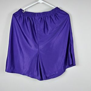 Ten 2 One Shorts Women's Size Large Purple